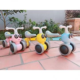 Xe chòi chân thăng bằng giúp Bé phát triển trí lực-Màu Vàng