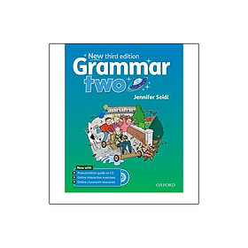 Grammar 2 Student's Book with Audio CD 3Ed