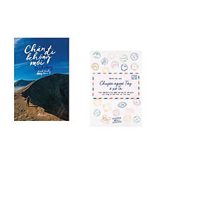 Combo 2 cuốn sách: Chân đi không mỏi - Hành trình Đông Nam á   + Chuyện người Tây ở xứ Ta