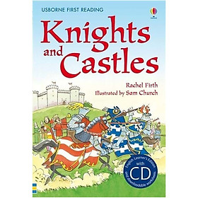 Usborne Knights and Castles + CD