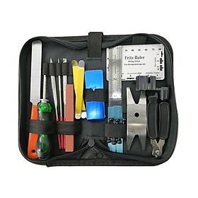 22PCS Guitar Repairing Kit Guitar Care Kit Maintenance Tool Set
