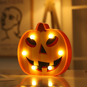 LED Pumpkin Shape Night Light for Halloween Party Decoration