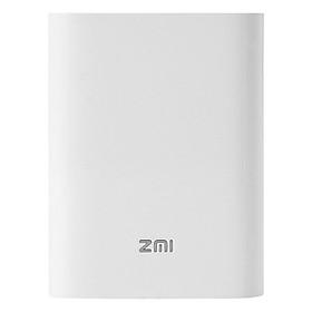 Wifi Di Động Kết Hợp Pin Sạc Dự Phòng Xiaomi ZMI MF855 (Trắng) - Hàng Nhập Khẩu