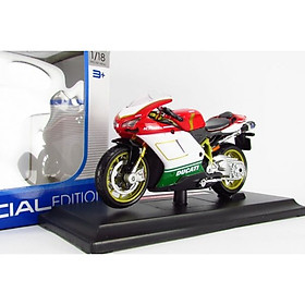 Xe mô tô MAISTO Ducati 1098S 07024-MT39300
