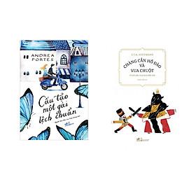 Combo 2 cuốn sách:  Cấu tạo một gái lệch chuẩn + Chàng cắn hồ đào và Vua Chuột