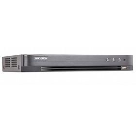 Đầu Ghi Hình HD 3MP 4 Kênh Chuẩn H.265 Pro+ HIKVISION DS-7204HQHI-K1/P - Hàng Chính Hãng