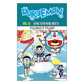 Doraemon Tập 15: Đấng Toàn Năng Nobita (Tái Bản 2019)