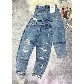 quần jean nữ chất