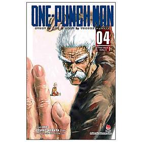 One-Punch Man Tập 4: Thiên Thạch Khổng Lồ (Tái Bản 2019)
