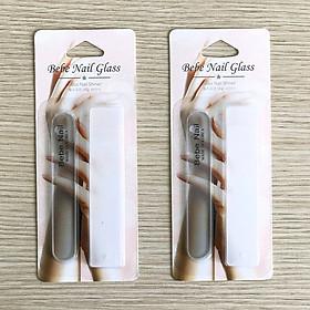 Dũa Làm Bóng Móng Tay Hàn Quốc - Dụng cụ làm móng tay chuyên nghiệp (2 cái)