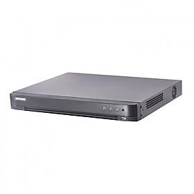 Đầu ghi hình HD TVI 5MP HD-TVI 4 kênh Hikvision DS-7204HUHI-K1 - Hàng chính hãng