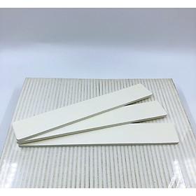 Set 4 dũa móng bột nhám Hàn Quốc