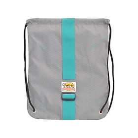 Túi Dây Rút Diamond Backpack Stronger Bags S9-04 (43 x 34 cm) - Xám Sọc Xanh Dương