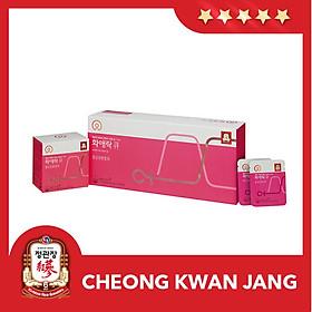 Viên Hồng Sâm Dành Cho Phụ Nữ KGC Cheong Kwan Jang Hwa Ae Rak Q (500mg x 120ea)