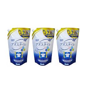 Bộ 3 nước giặt diệt khuẩn, khử mùi hôi hiệu quả - Hàng nội địa Nhật