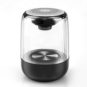 Wireless Speaker Subwoofer Player Portable LED Relax HIFI TF Card