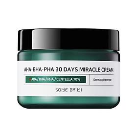 Kem dưỡng Some By Mi AHA- BHA-PHA 30 Days Miracle Cream