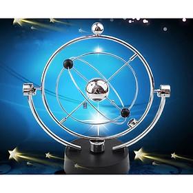 Con lắc Newton thế hệ 3 - Đồ chơi con lắc quay từ trường mô hình hệ mặt trời