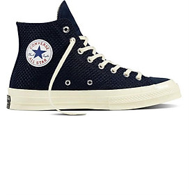Giày Sneaker Unisex Converse Chuck Taylor All Star 1970s Woven High - Black