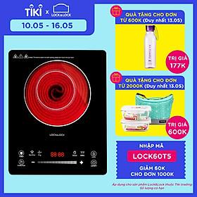 Bếp Hồng Ngoại Lock&Lock EJI421 (2000W) - Hàng Chính Hãng