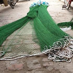 Lưới Quét Cá , Kéo Cá , Cao 2m dài 20m - Lưới Dù Thái Lan