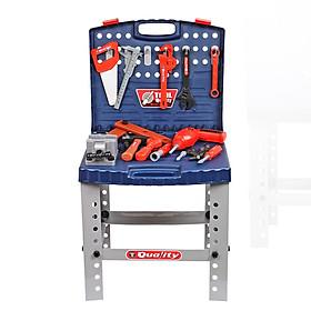Bộ đồ chơi dụng cụ sửa chữa cơ khí va li xách cho bé trai BBT Global 008-21