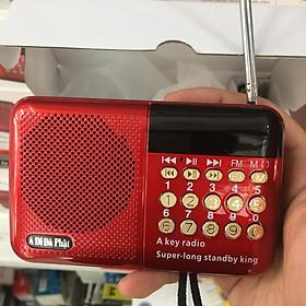 Loa Đài FM Radio Nghe Nhạc USB A Di Đà Phật K-518