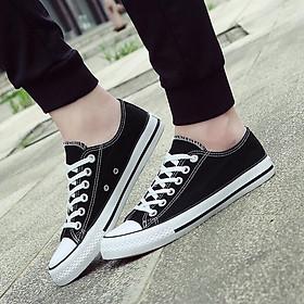 Giày Vải Sneaker Nam Nữ Thể Thao CV9
