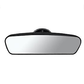 Car Rear Mirror Wide-angle Interior Rear View Mirror With Sucker