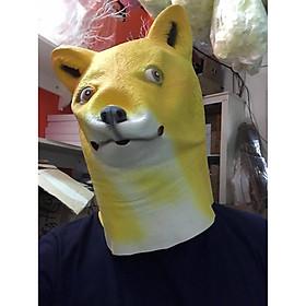 Mặt nạ da Chó Vàng