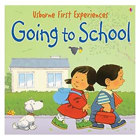 Usborne Going to School mini edition