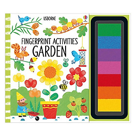 Usborne Fingerprint Activities Garden