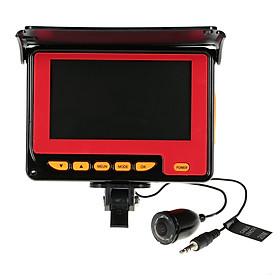 Camera Cảm Biến Hồng Ngoại Dò Tìm Cá Dưới Nước Màn Hình LCD HD (4.3 inch) Đèn LED Kèm Dây Cáp (20m)