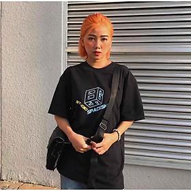 áo thun nam nữ form rộng phong cách năng động