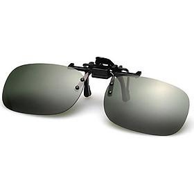 Mắt kính phân cực dạng kẹp ( Kính râm cho người cận, viễn )