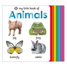 My Little Book of Animals (My Little Books Series)