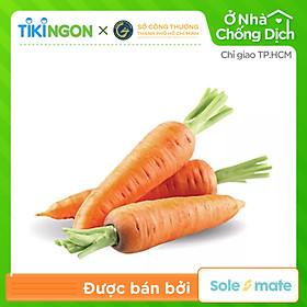 [ Chỉ Giao HCM ] - Cà rốt (1kg)