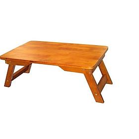 Bàn học sinh ngồi bệt gỗ tự nhiên VIMOS