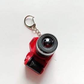 Móc khóa Máy chụp ảnh Đèn Led