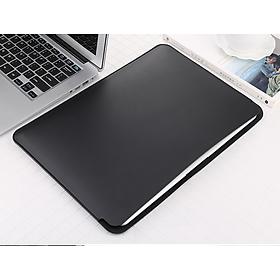 Bao Da Đựng Macbook 13 inch Air (2018-2020), Pro (2016-2019) - Hàng Nhập Khẩu