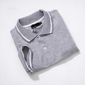 Áo Polo nam nữ unisex có cổ đẹp basic ngắn tay chất vải thun cotton co giãn cao cấp  E2
