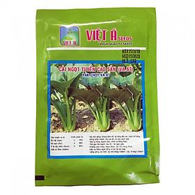 Hạt giống rau Viet A: Cải ngọt tuyển cao sản 20g
