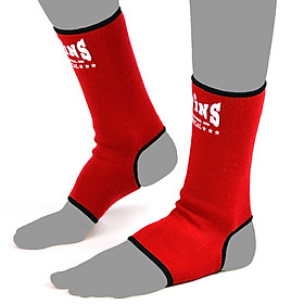 Bảo vệ sơ mi - mắt cá chân Twins - Đỏ