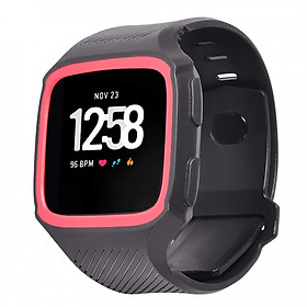 Dây Silicon Thay Thế SDQB-007 Cho Fitbit Versa Smart Watch
