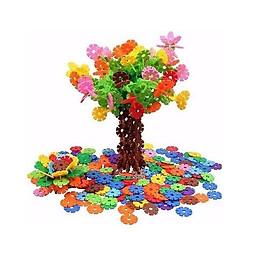 Đồ chơi lắp ghép hình bông hoa cho bé