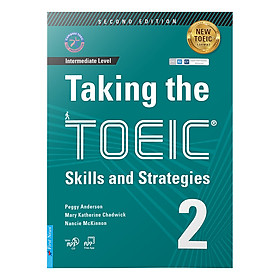 Taking The TOEIC - Skills and Strategies 2 (tặng 1MP3)