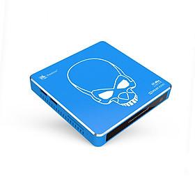 TV Box Beelink GT King Pro Ram 4GB, Rom 64GB, điều khiển giọng nói và cử chỉ android 9 Hi-Fi Lossless Sound 4K TV Box with Dolby Audio DTS Listen,Amlogic S922X-H 4GB RAM 64GB ROM Android 9.0,Support 4K 60fps Resolution/BT 4.1/Dual-Band WiFi 2.4G+5.8G - Hàng Nhập Khẩu