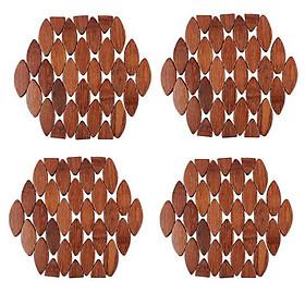 Hình đại diện sản phẩm Miếng Gỗ Lót Cách Nhiệt March JW103