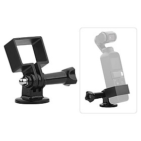 Multi-Function Expansion Accessories Adapter Bracket Tripod Mount Stand with 1/4 Inch Screw Hole Kit for DJI OSMO Pocket
