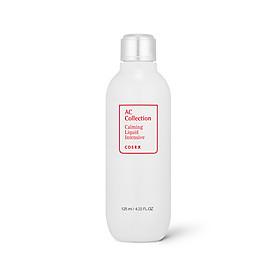 Nước Cân Bằng Da Mụn Chuyên Sâu (AHA + BHA) COSRX AC Collection Calming Liquid Intensive Toner 125ml